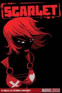 Scarlet (2010) #2 (OEMING VARIANT)