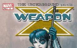 Weapon X #8