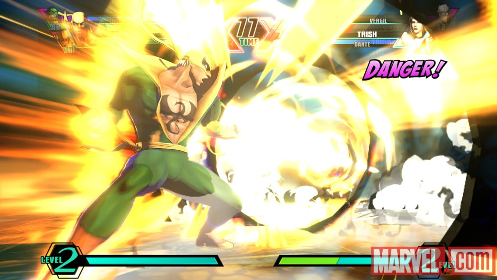 Ultimate Marvel vs. Capcom 3 Iron Fist Screenshot 7