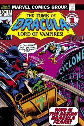Tomb of Dracula #52 