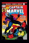 Captain Marvel (1968) #34 Cover