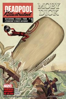 Deadpool: Classics Killustrated (2013) #1