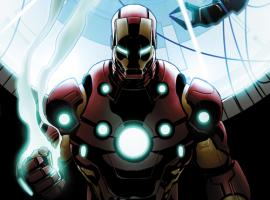 The History of Iron Man Pt. 49