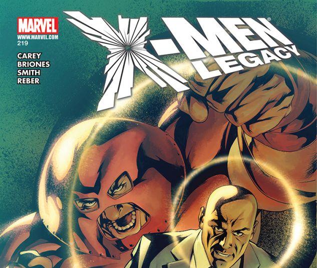 X-Men Legacy (2008) #219