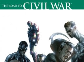 Civil War: The Road to Civil War (2007) TPB