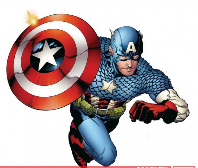 Captain America: Reborn (2009) #6 (QUESADA VARIANT)