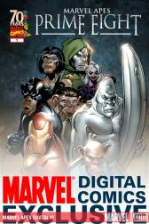 Marvel Apes Digital #1