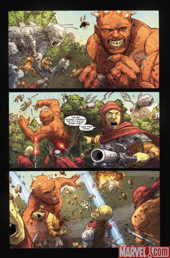 SON OF HULK #14, page 6