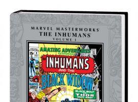 MARVEL MASTERWORKS: THE INHUMANS