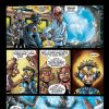 MARVEL APES: SPEEDBALL #1 preview page 2