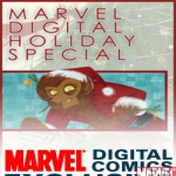 Marvel Digital Holiday Special (2008) #1