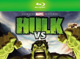''Hulk Vs.'' Blu-ray