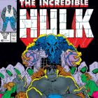 INCREDIBLE HULK #351 COVER