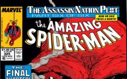AMAZING SPIDER-MAN #325