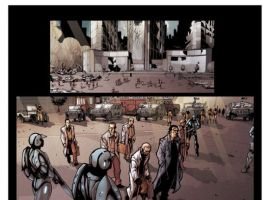 AVENGERS: THE INITIATIVE #7 Page 1