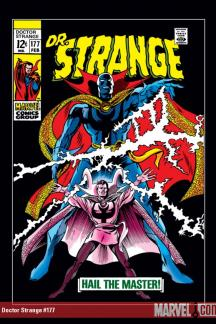 Doctor Strange (1968) #177
