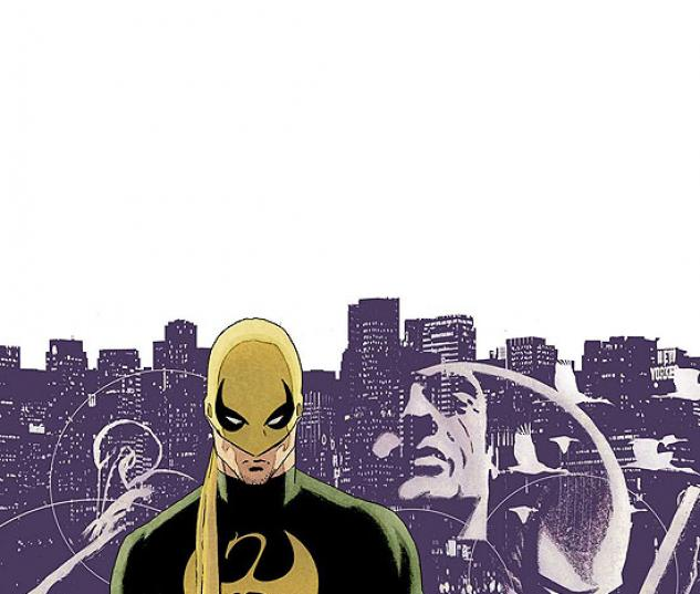 Immortal Iron Fist #6 cover