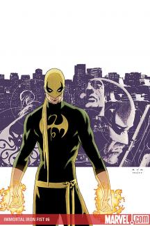 Immortal Iron Fist (2006) #6