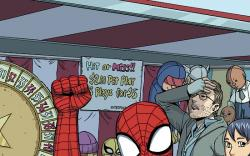 SPIDER-MAN LOVES MARY JANE (2008) #5 COVER