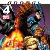 FANTASTIC FOUR ANNUAL #32 cover by Bryan Hitch