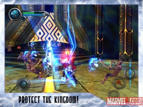 Thor: Son of Asgard screenshot