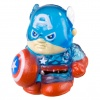 Marvel Squinkies- Transparent Captain America