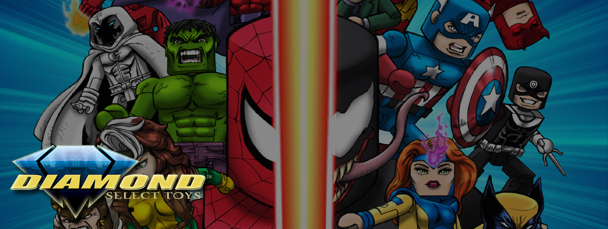 Marvel Minimates 10th Anniversary Fan Polls