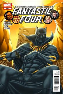 Fantastic Four (1998) #607