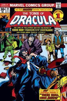 Tomb of Dracula (1972) #49