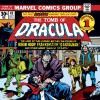 Tomb of Dracula (1972) #49 Cover