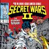 Secret Wars II (1985) #8 Cover