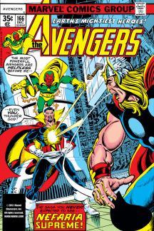 Avengers #166