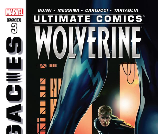 ULTIMATE COMICS WOLVERINE 3 (WITH DIGITAL CODE)
