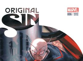 ORIGINAL SIN 6 DELL'OTTO VARIANT (SIN, WITH DIGITAL CODE)