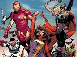 Building the All-New, All-Different Avengers