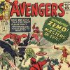 Image Featuring Hank Pym, Avengers, Baron Zemo (Heinrich Zemo), Black Knight, Captain America, Iron Man, Rick Jones, Radioactive Man, Thor, Wasp