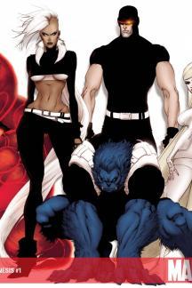 Astonishing X-Men: Xenogenesis #1