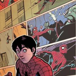 PETER PARKER (2009) #1