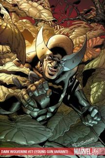Dark Wolverine (2009) #77 (YOUNG GUN VARIANT)
