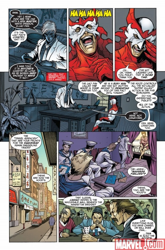 DARK REIGN: MISTER NEGATIVE, Page 3