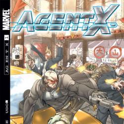 Agent X #1