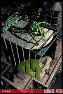 She-Hulk (2005) #28