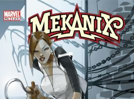 X-Treme X-Men: Mekanix (2001) #4