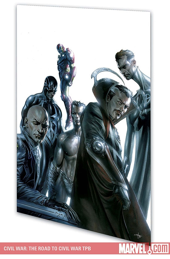Civil War: The Road to Civil War (Trade Paperback)