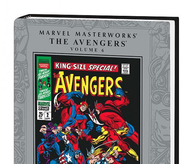 Marvel Masterworks: The Avengers Vol. (Hardcover)