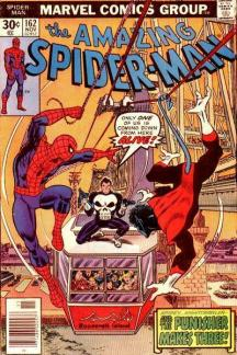 Amazing Spider-Man (1963) #162