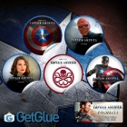 5 New Captain America Stickers From GetGlue