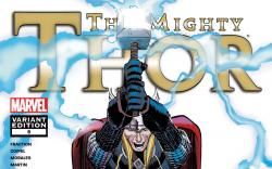 The Mighty Thor (2011) #6, Architect Variant cover