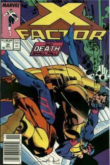X-Factor (1986) #34