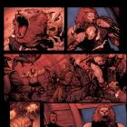 Marvel Zombies Destroy! #1 preview art by Mirco Pierfederici